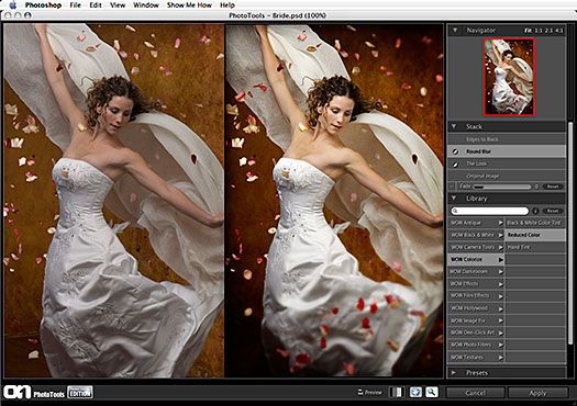 Photoshop Re-touching Tips