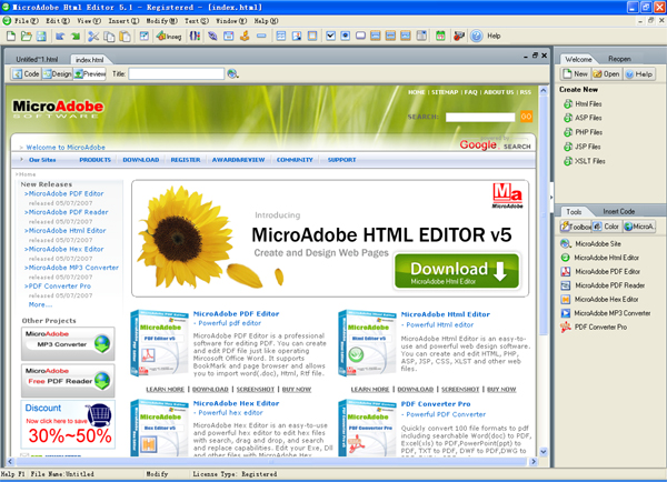 HTML Editors Save Time and Frustration