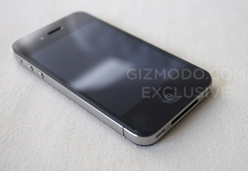 iPhone 4g Leaked [images]