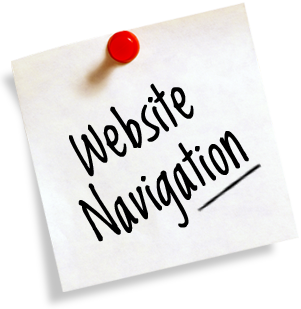 Overview of Web Design Navigation Styles